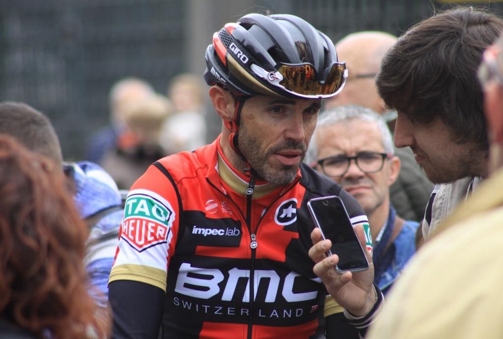 Samuel Sánchez Vuelta a Asturias 2017