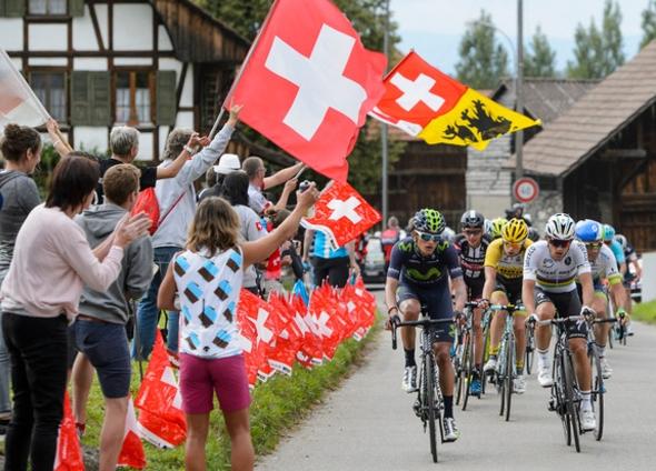 Tour de Suiza imagen