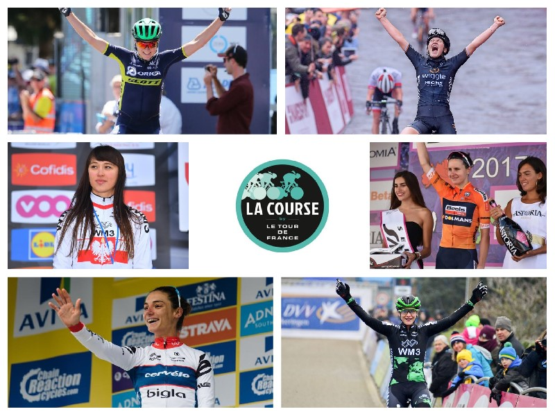 Collage La Course
