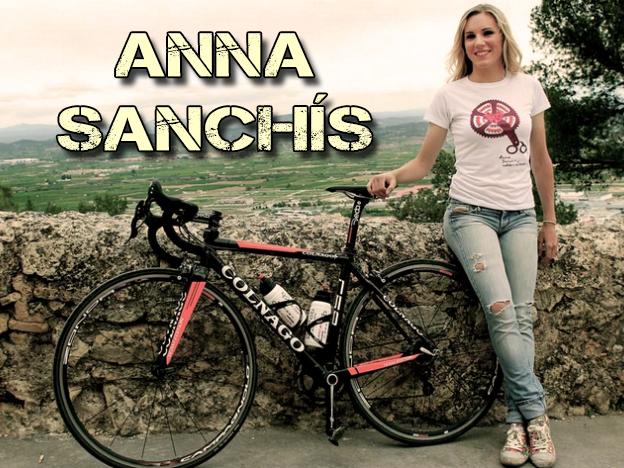Destacada Anna Sanchís