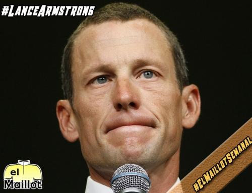 AUDIO: La presencia de Lance Armstrong en actos públicos