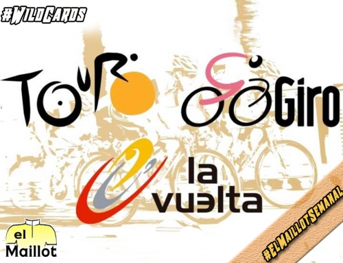 AUDIO: Las 'wild cards' del Giro, Tour y Vuelta