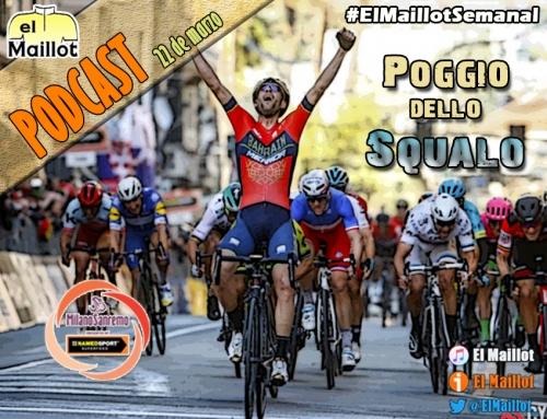 El Maillot Semanal #40 (22/03/2018) – Nibali enamora en San Remo y Valverde encarrila la Volta a Catalunya. Froome, ¿fuera del Tour?