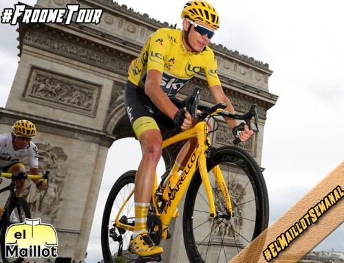AUDIO: Froome, ¿fuera del Tour de Francia?