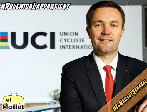 AUDIO: La polémica propuesta del presidente de la UCI