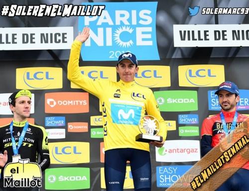 """Marc Soler, en El Maillot Semanal: """"No tengo prisa por debutar en el Tour"""""""