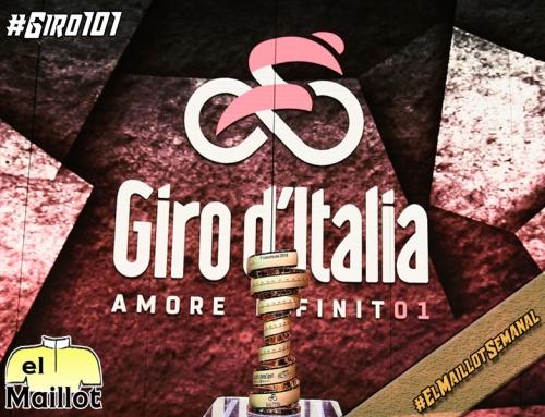 AUDIO: Previa Giro de Italia 2018