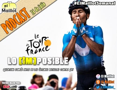 El Maillot Semanal #58 (26/07/2018) – Quintana vence y Thomas acaricia el Tour de Francia. Fraile da la primera a España