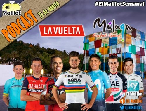 El Maillot Semanal #62 (23/08/2018) – ¡Arranca la Vuelta a España 2018! Los favoritos, los 22 equipos y el recorrido
