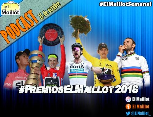 El Maillot Semanal #70 (25/10/2018) – Adiós a la temporada. ¡Llegan los Premios El Maillot 2018!