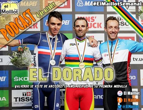 El Maillot Semanal #67 (04/10/2018) – Mundial de Innsbruck 2018: Alejandro Valverde se tiñe de arcoíris